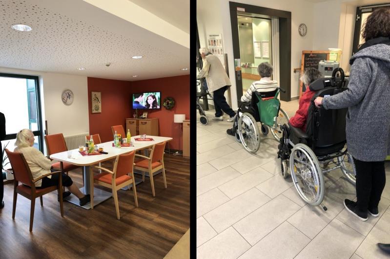 Дом престарелых за рубежом продажа коммерческой недвижимости на майорке