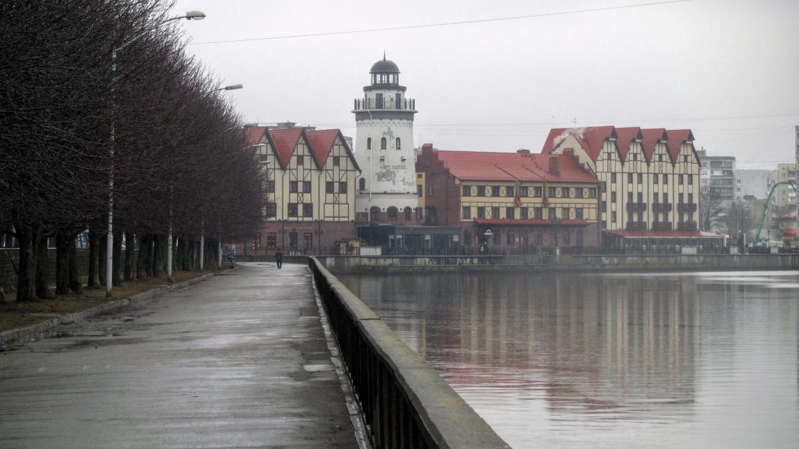 калининград в феврале фото белоснежка предложила улыбнуться
