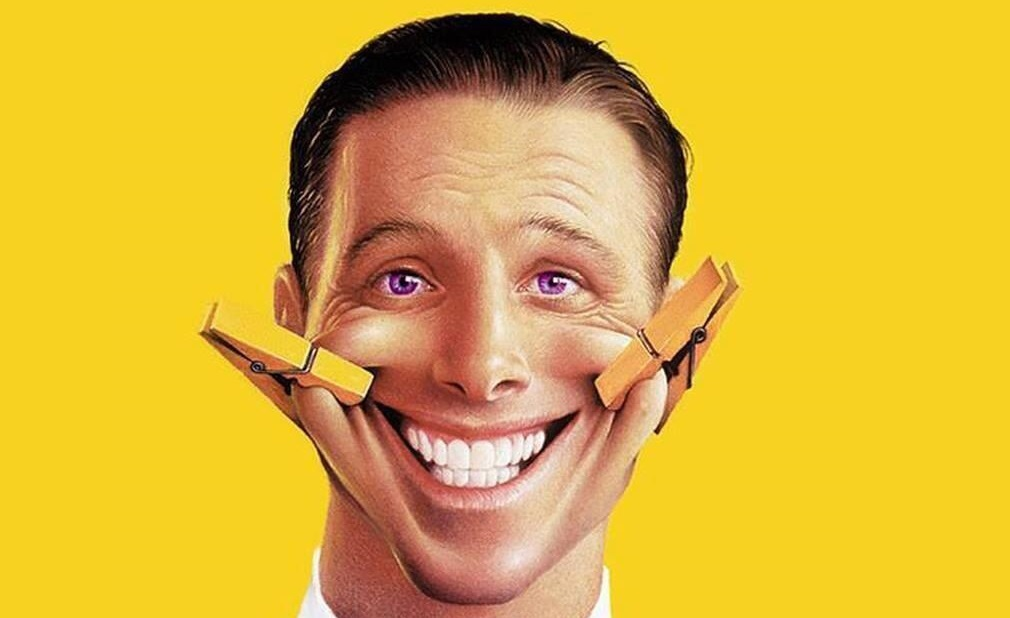 Объемная, смешные картинки широкие улыбки